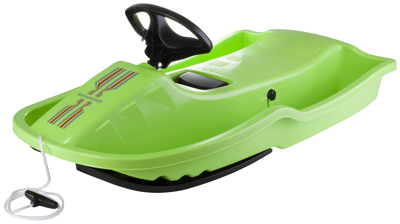 Skiboby Stiga Snowpower Brake Green
