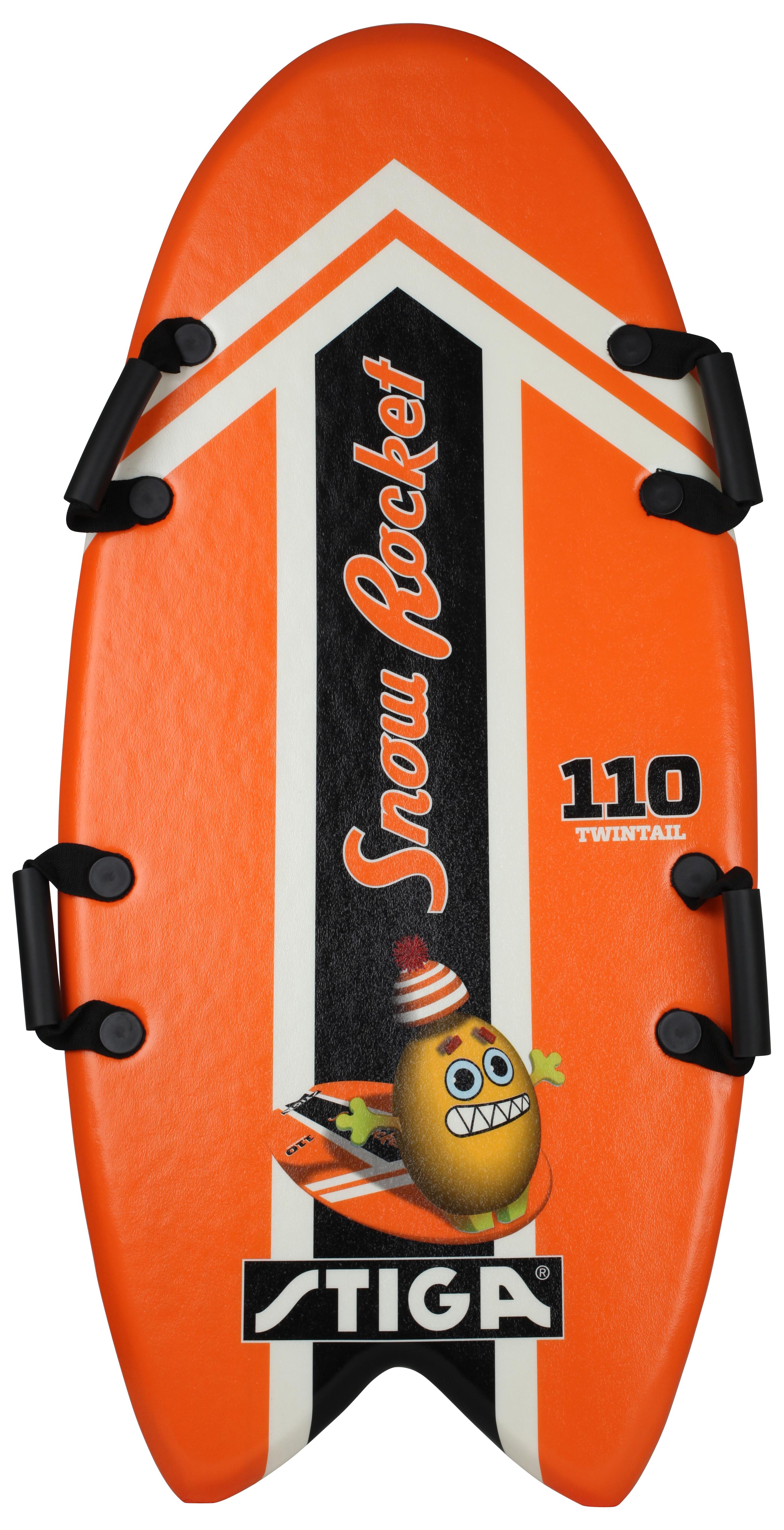 Kluzák Stiga Snow Rocket 110 Orange