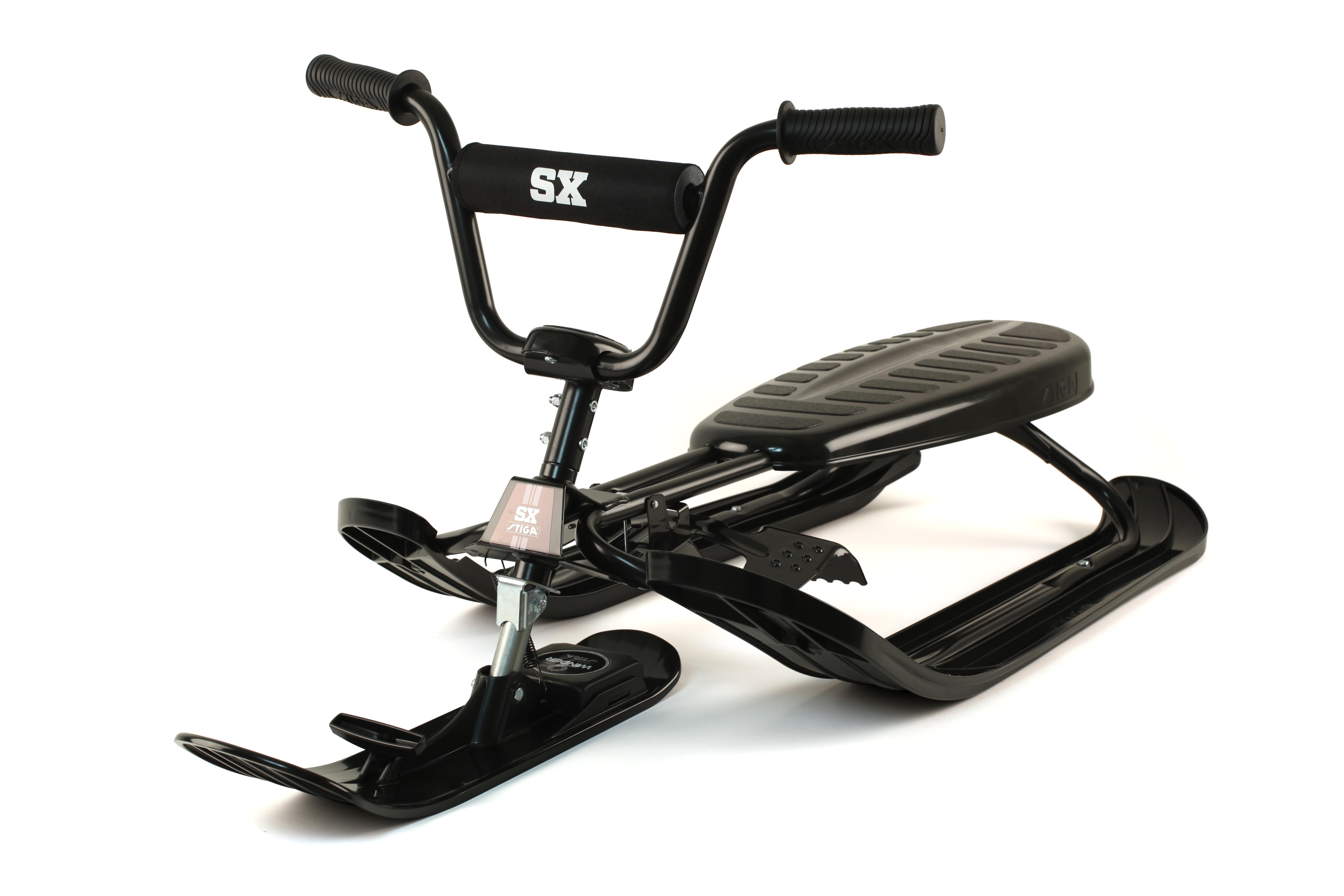 Skiboby Stiga Snowracer SX Pro Black