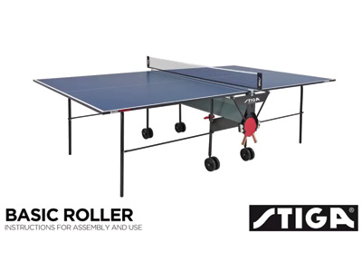 Stiga Basic Roller